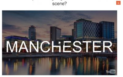 i2i feature in Manchester Tech City News