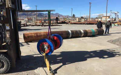 Crack testing in El Paso