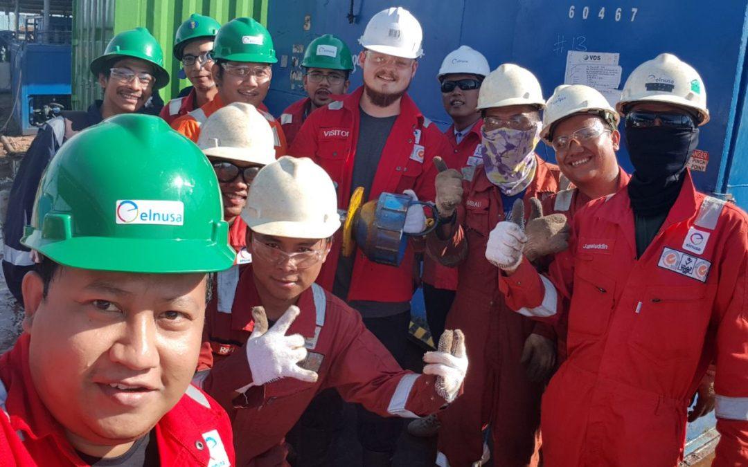 Trials in Indonesia