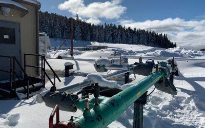 British Columbia in Winter – 4inch Pioneer Inspection