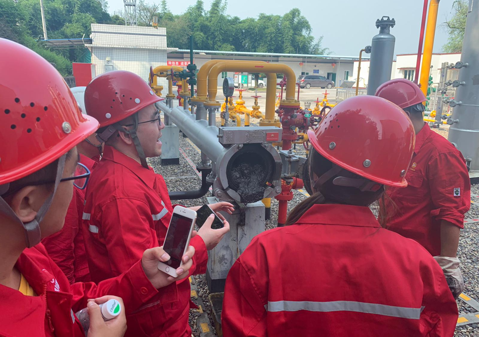 Challenging Pipelines Onshore China