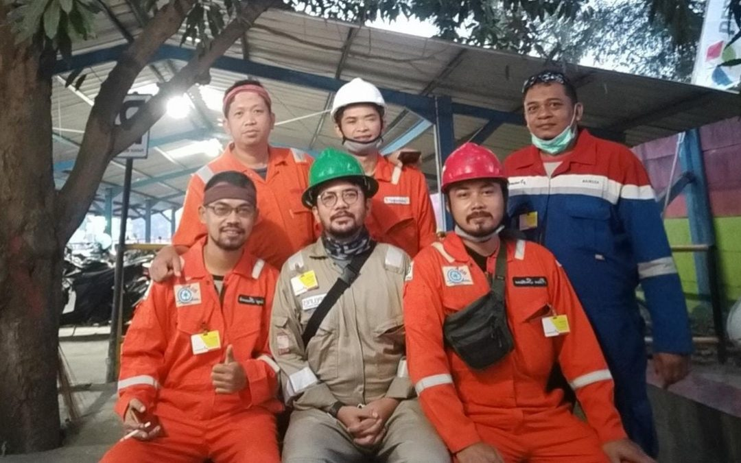 Successful inspections in Indonesia